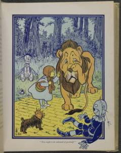אריה פחדן